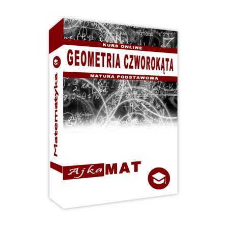 Kurs online geometria czworokąta