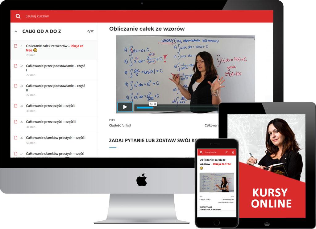 Najlepsze kursy online z matematyki